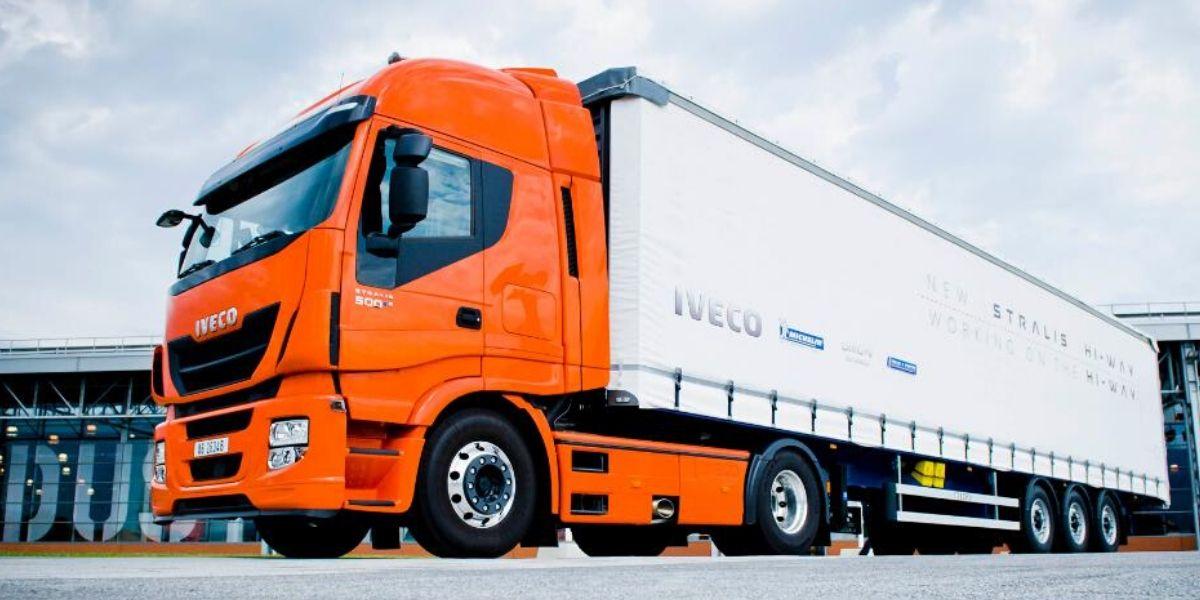 transport rutier profil